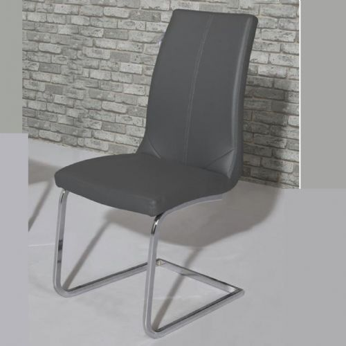 JP CH 998 Grey Chairs(Pair) From Jesse plana